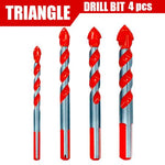 Ultimate Punching Drill Bits AmberAconite