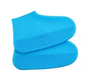 Waterproof Shoe Covers 88mallonline Blue