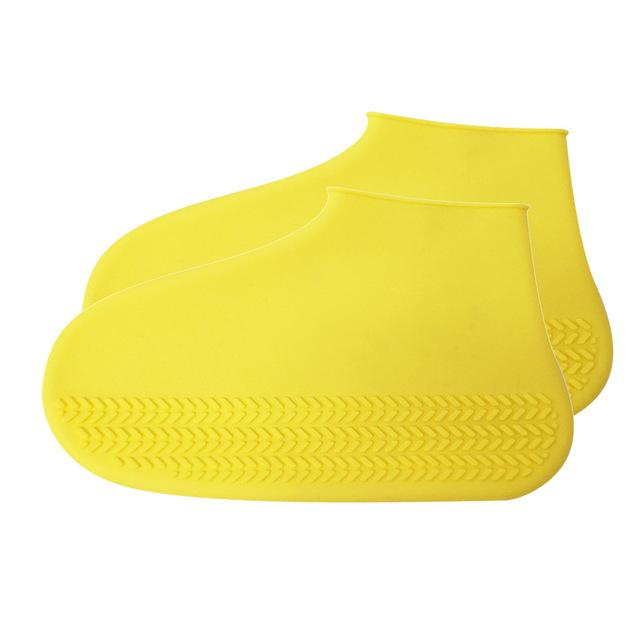 Waterproof Shoe Covers 88mallonline Yellow