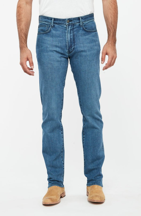 Boyer Bootcut, Medium Wash Jeans