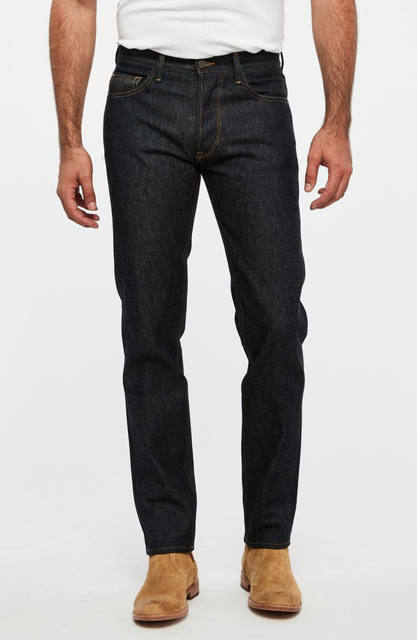 Brine Athletic Taper, New American Selvedge Raw Jeans