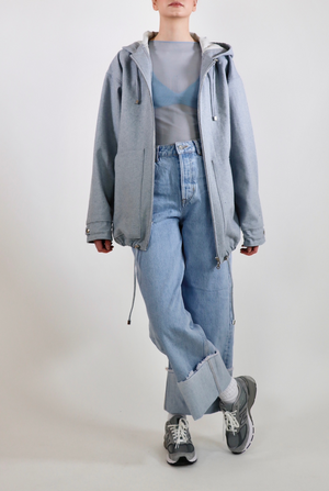 FURB Upcycled - Lexington Upcycled Denim - Light blue. Made from 100% sustainable eco-cotton.
