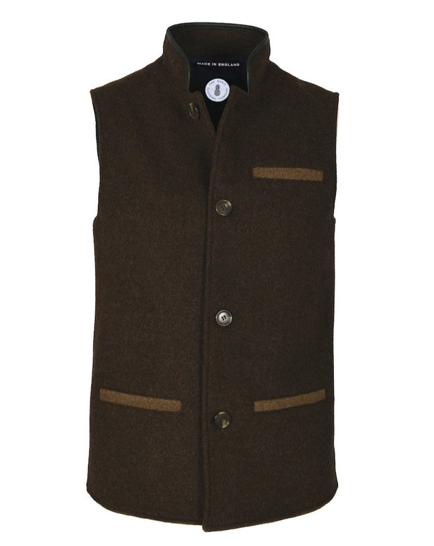 The Merino – Chestnut Brown