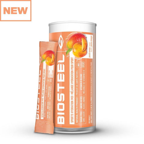 SPORTS HYDRATION MIX PEACH MANGO TUBE - 84g - Begrip Gaming