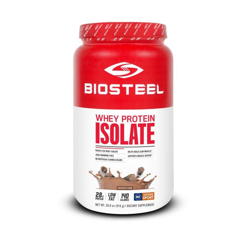 WHEY PROTEIN ISOLATE / CHOCOLATE - 24 SERVINGS - Begrip Gaming