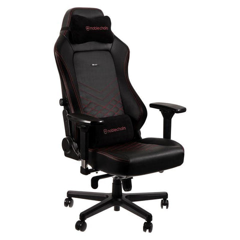 HERO Gaming Chair - Black/Red - Begrip Gaming