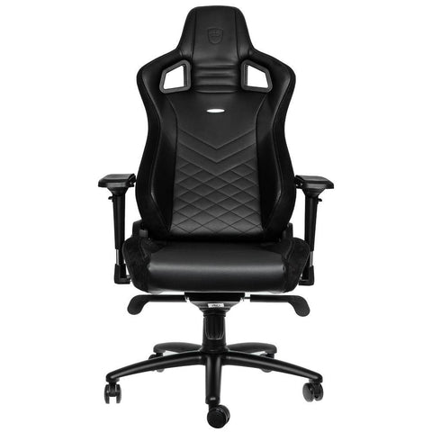 EPIC Series Faux Leather Black - Begrip Gaming