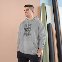 Champion Hoodie - Cauliflower Pizza - Unisex