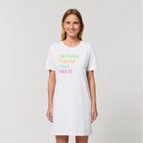 Organic Turnip Tee Dress
