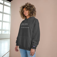 Champion Hoodie - Vegan Definition - Unisex
