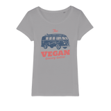 Organic Vegan Grocery Getter Collection Organic Cotton Tee - Women's