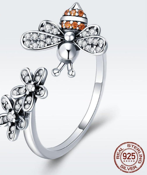 Bee Adorable Ring