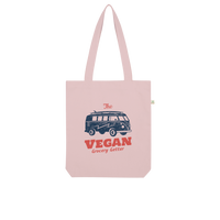 Organic Vegan Grocery Getter Collection Organic Tote