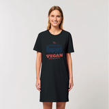 Organic Cotton Tee Dress