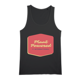Organic Vegan Plant Powered Organic Tank - Women's