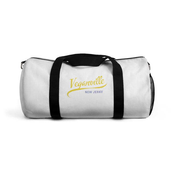 Veganville New Jerky Duffel Bag