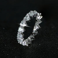 Luxury 925 Sterling Silver Ring