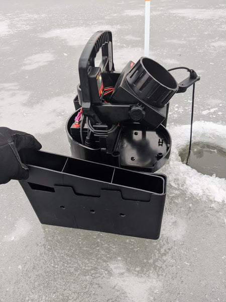 Ice Fishing Caddy Insert
