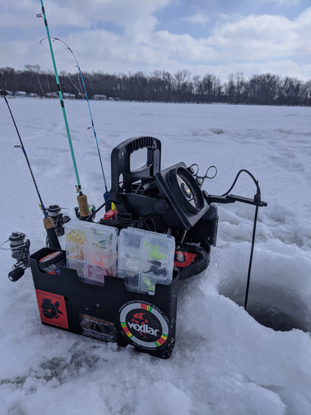Ice Fishing Caddy 2.0