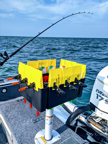 4 Caddy Standard- Holds Offshore and many more!