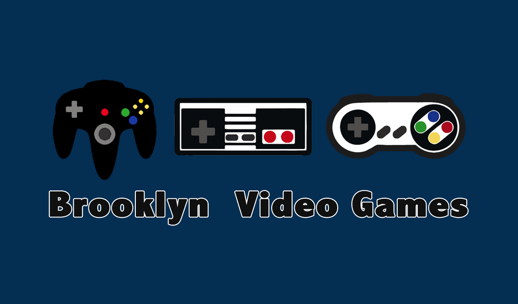 Brooklyn Video Games Gift Cards