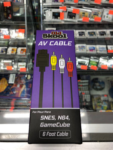 Av Cable (snes,n64 and GameCube)