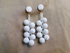 Snow Earrings
