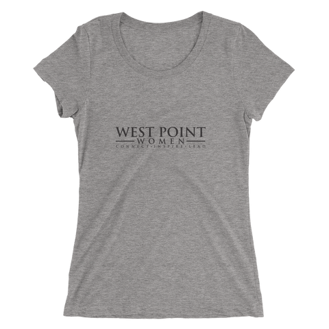 Triblend Short Sleeve -  WPW Text