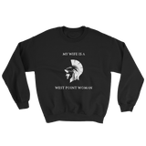 Heavy Blend Crewneck Sweatshirt - Wife