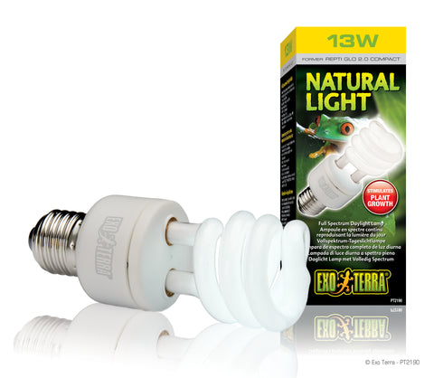 Exo Terra Compact Fluorescent  Natural Light
