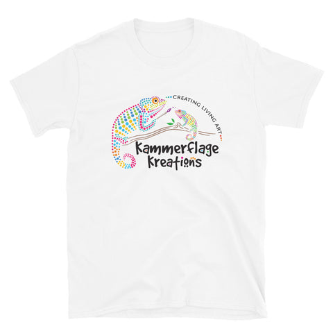 Short-Sleeve Unisex T-Shirt - White - FREE SHIPPING!!
