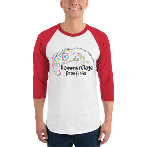 3/4 Sleeve Raglan Shirt - FREE SHIPPING!!