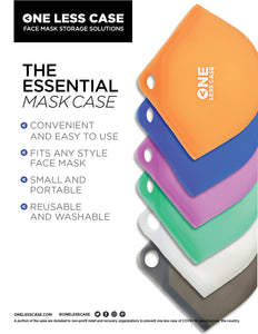 Marketing Materials: 004 The Essential (All Colors)