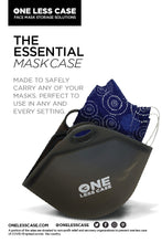 Load image into Gallery viewer, Marketing Materials: 005 The Essential (Black w/Mask)