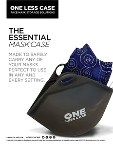 Marketing Materials: 005 The Essential (Black w/Mask)