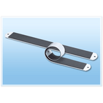 Professional Pull Slides For Soft Surfaces - 6' (Set of 2)