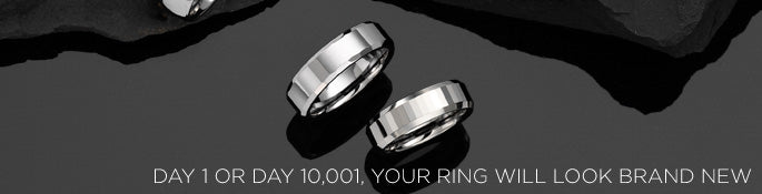 Why Your Next Tungsten Ring Should Be Tungsten Carbide Infinit Rings