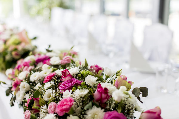 Things to ask your Wedding Florist