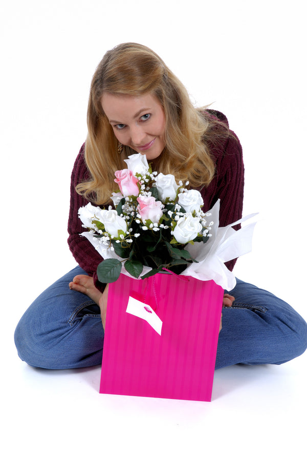 Why send flowers to your sweetheart