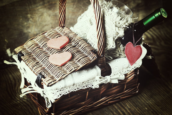 Creative DIY Gift baskets
