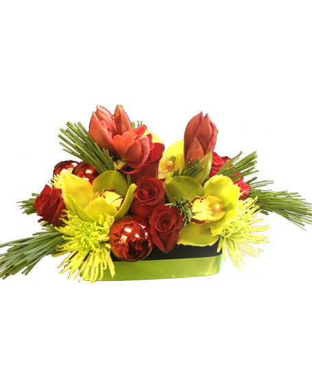 EFX103 Holiday Chic - Euro Flowers Mississauga ON