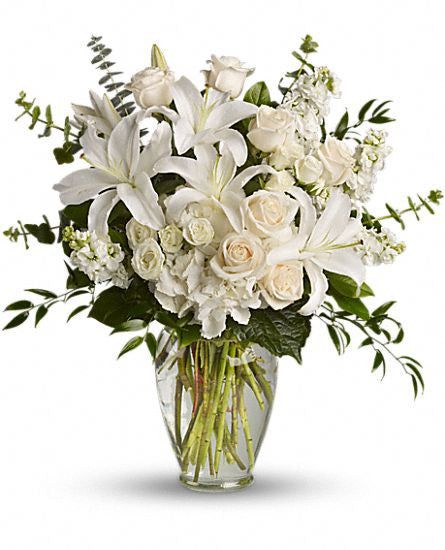 EF105 - Dreams From the Heart Bouquet - Euro Flowers Mississauga ON