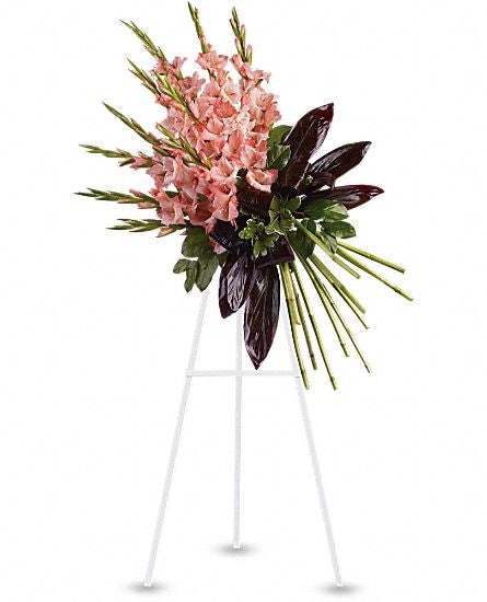 EF133 - Elegant Tribute Spray - Euro Flowers Mississauga ON