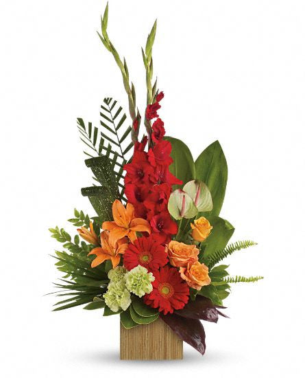 EF205 Heart's Companion Bouquet - Euro Flowers Mississauga ON