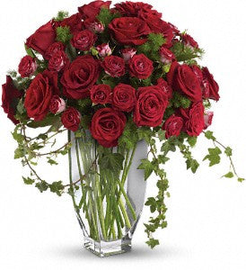 EF207 Rose Romanesque Bouquet - Euro Flowers Mississauga ON