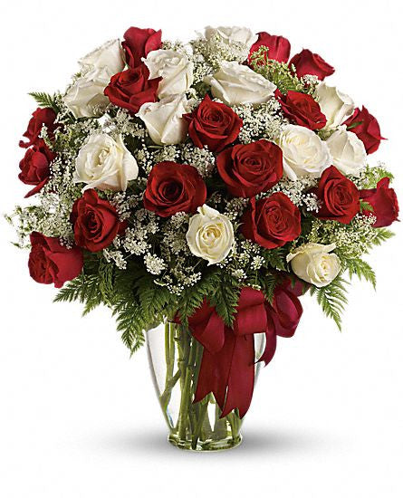 EFV107 Love's Divine Bouquet - Euro Flowers Mississauga ON