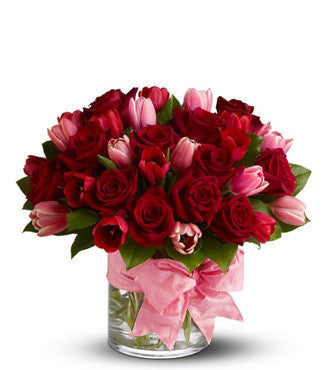 EFV118 P.S. I love You. - Euro Flowers Mississauga ON
