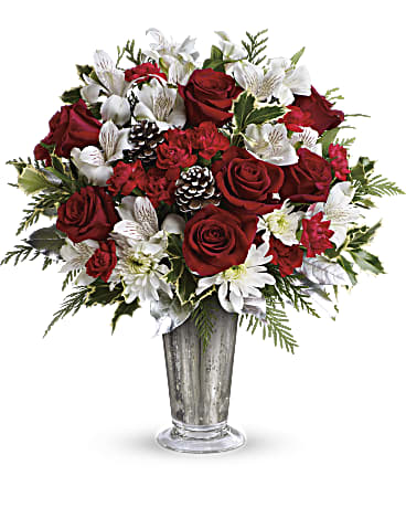 EFX121 Timeless Cheer Bouquet - Euro Flowers Mississauga ON