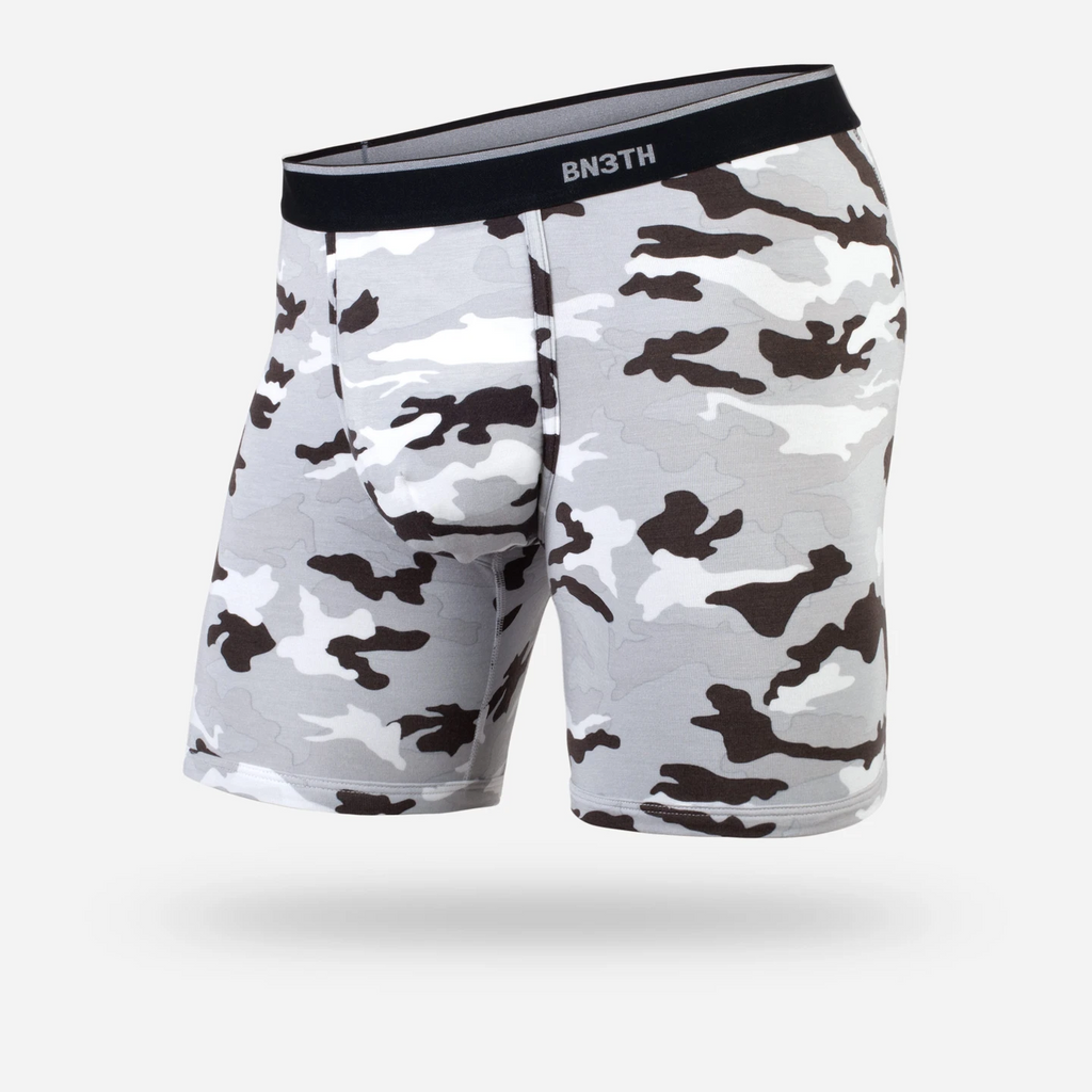 BN3TH Classic Bozer Brief Print - Men's - CamoSnow