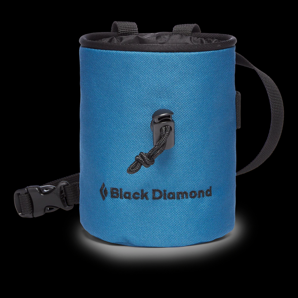 Black Diamond Mojo Chalk Bag - Blue
